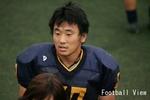 Griffins LB #37 Toru Kakura