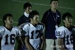 RUSHERS QB #17 Kaoru Hurukawa
